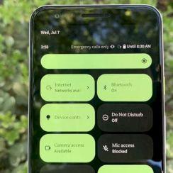 Privasi Kontrol Pada Android 12