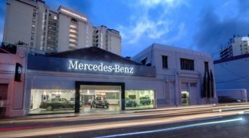 Mercedes-Benz CCB Georgetown
