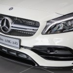 GALERI: Mercedes-Benz A 45 AMG 4MATIC