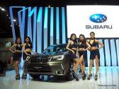 Subaru Forester Facelift CKD