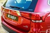 Pandu uji Mitsubishi Outlander