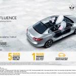 Promosi Renault Fluence