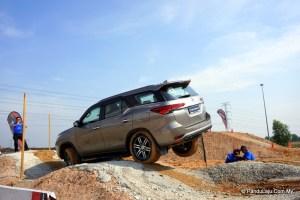 Toyota Fortuner Baharu