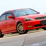 Honda Civic ES – Si Merah Seksi Aboy Dino
