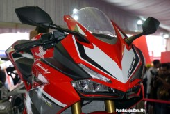 Honda CBR250RR 2017 Racing Red