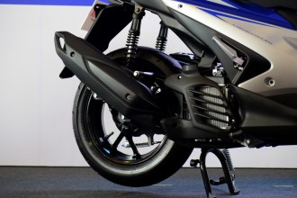 Yamaha NVX 155