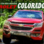 #PanduUji: Chevrolet Colorado 2016 - Trak Pikap Premium untuk Cita Rasa Premium