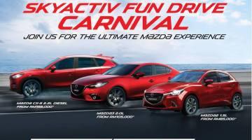 Karnival SKYACTIV Fun Drive