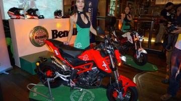Benelli TnT135 Motosikal Fun Bike EEV Pertama Diperkenalkan – Harga RM7,990