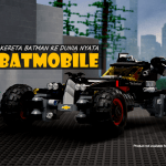 Chevrolet Bikin LEGO Batmobile Saiz Sebenar, Siap Spesifikasi Penuh