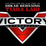 Polaris Tutup Operasi Victory Motorcycles, Pembeli Sudah Tiada Selera
