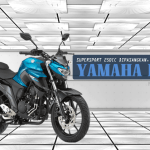Yamaha FZ25 Lancar di India, Supersport 250cc Gaya Streetfighter