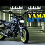 Mana Lebih Menarik? Yamaha MT-07 Tawar Dua Warna Baharu