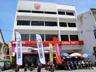 Ducati Penang