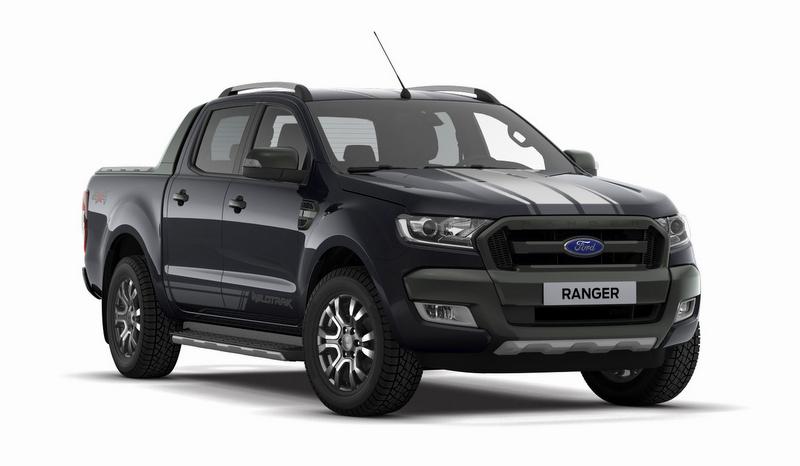 Ford Ranger WildTrak Jet Black edisi terhad