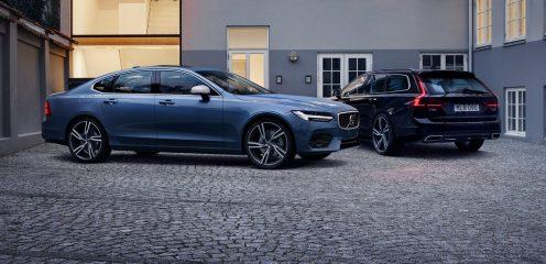Volvo S90 dan V90