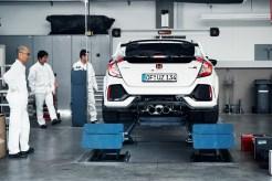 Honda Civic Type R Catat Rekod Baharu 2017.01