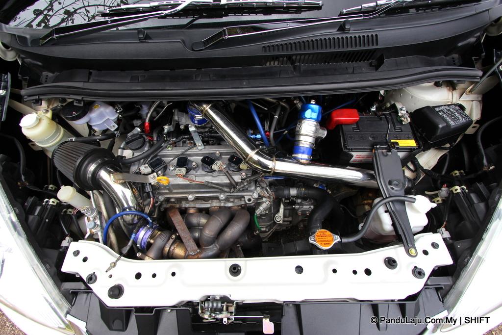 Perodua Alza Turbo