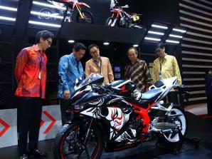 Honda CBR250RR Edisi Terhad