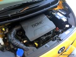 Enjin Kia Picanto GT Line Malaysia