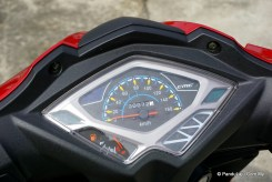 meter CMC ARIO 110 Malaysia