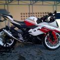 Yamaha r15 modi 3