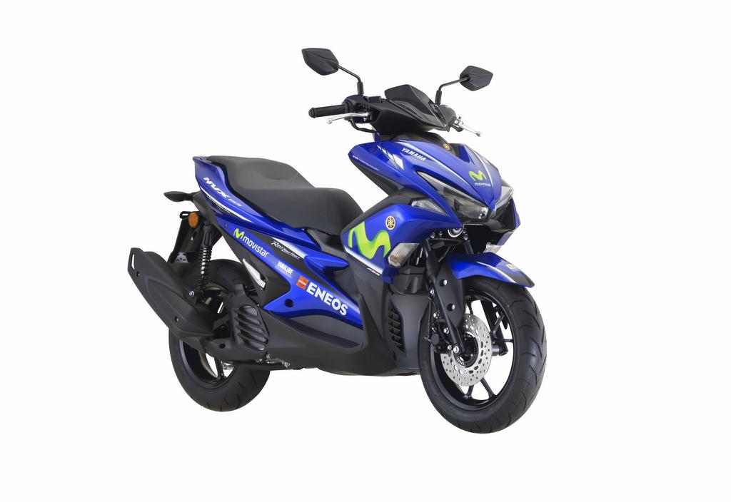 Yamaha NVX GP Edition