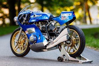 Benelli 354 Sport Cafe Racer13