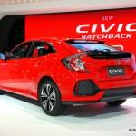 Honda Civic Merah