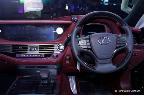 Harga Lexus LS 500 Malaysia