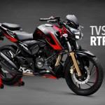 TVS Apache RTR 200 malaysia