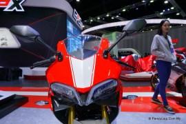 GPX Demon 150GR Malaysia