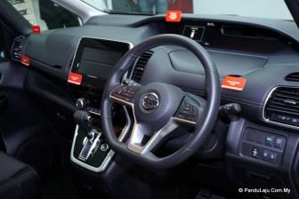 Nissan Serena S-Hybrid 2018 Malaysia