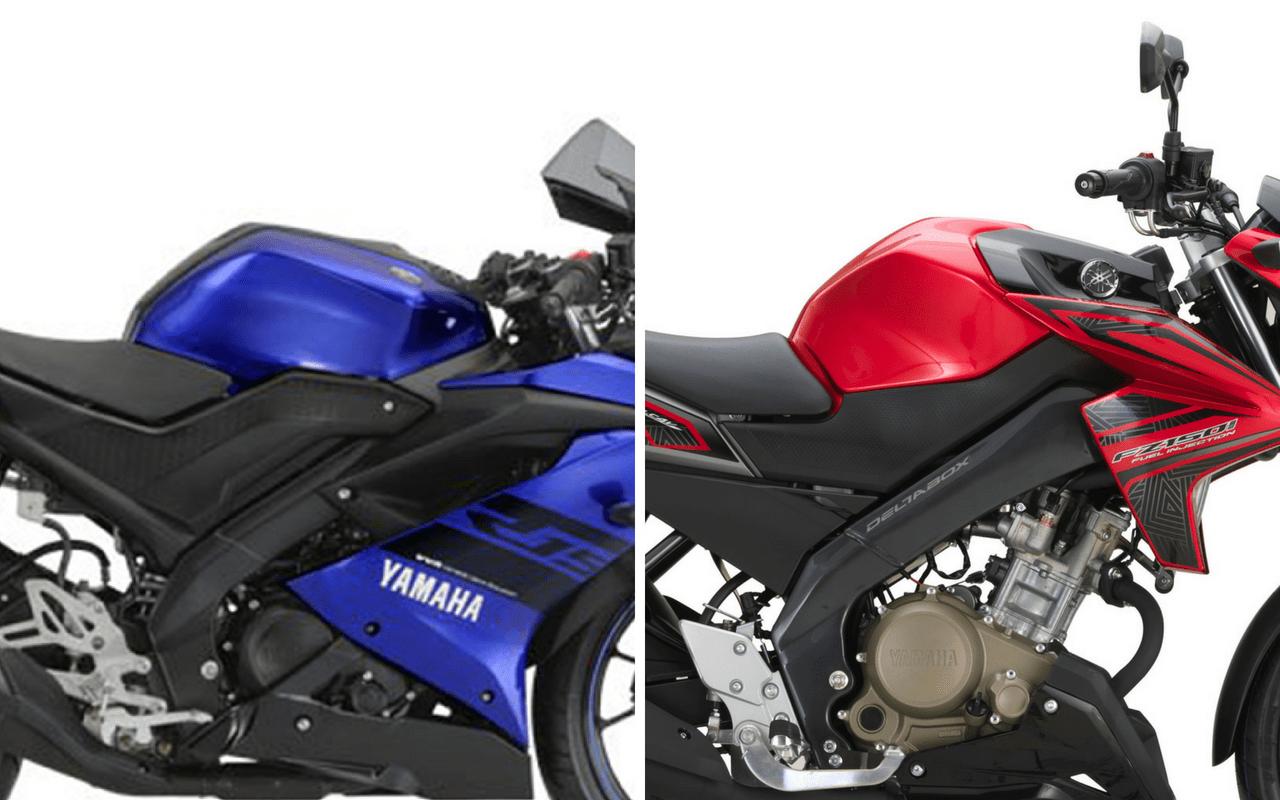Perbandingan Awal [Siri 1]: Yamaha YZF-R15 (v3) vs FZ150i