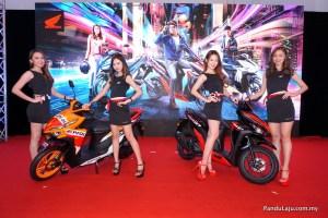 Harga Honda Vario 150 Malaysia