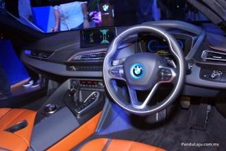 Harga BMW i8 Coupe (2018) Malaysia