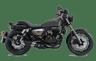 Benelli Motobi 200 Evo1