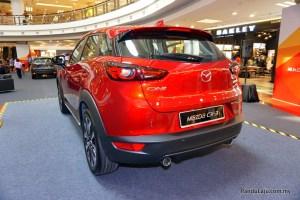 Mazda CX-3 2018 facelift Malaysia