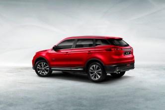harga Proton X70 SUV Malaysia
