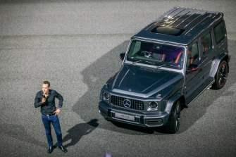 Mercedes-AMG G63-2