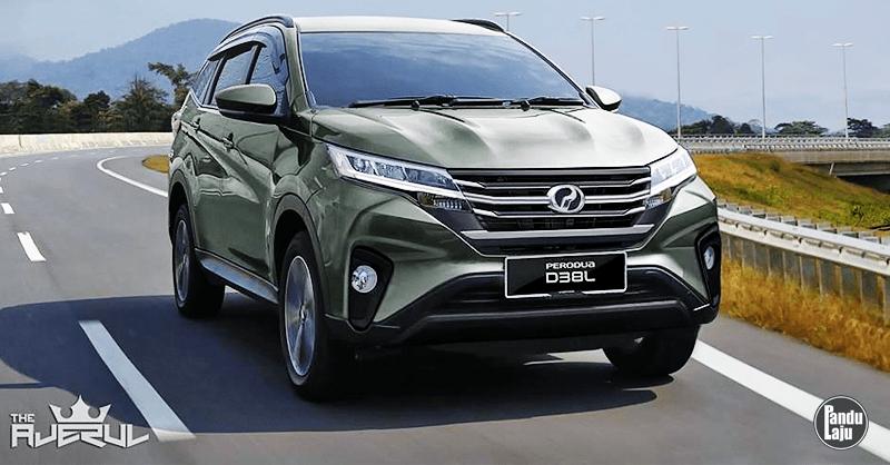 Adakah Ini SUV Perodua? Harga Jualan RM70k-RM80k?