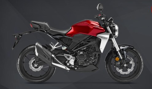 Honda CB300R India 02
