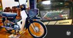 Harga Honda Dream (EX-5) Versi Thailand Boleh Cecah RM75k di Vietnam