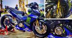 Kelibat Yamaha Y15ZR Versi Monster Energy (2019) Dilihat di Malaysia?