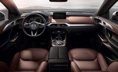 Interior Mazda CX-9 Signature