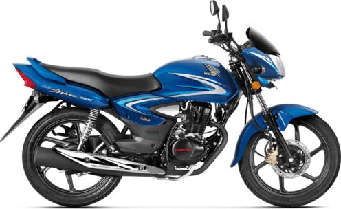 Honda CB Shine