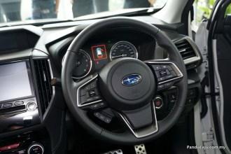 Subaru Forester 2019 Malaysia_PanduLaju_45