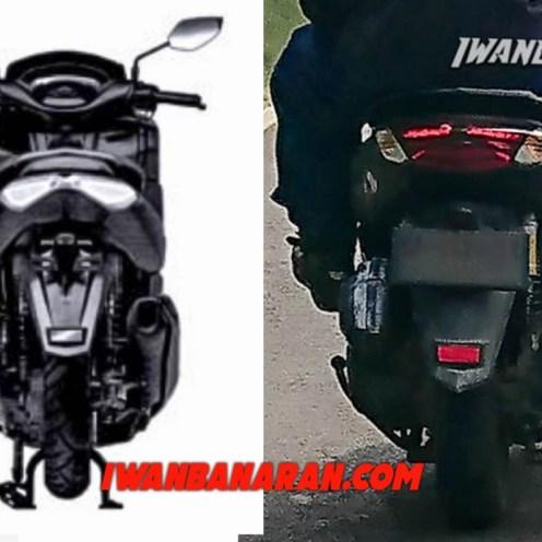 Yamaha NMAX 155 Facelift spyshot_3