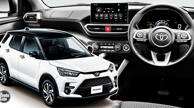 Toyota Raize Dapat 32k Tempahan Sebulan, Lapan Kali Ganda Sasaran Asal!