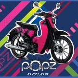 GPX Super Cub Popz 110 (2020)_3
